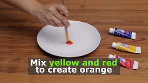Yellow Brown 6 Easy Ways To Make Brown From Primary Colors Wikihow
