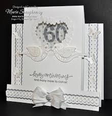 sting inspiration birds 60th anniversary card