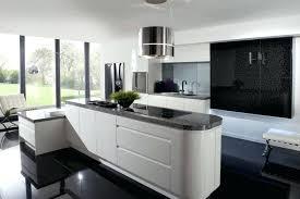 cuisine blanche et noir cuisine noir et blanc with cuisine noir et blanc acc