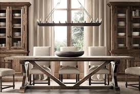 Restoration Hardware Dining Room Tables Vintage French Fluted Leg Dining Tables Round Dining Tables For