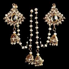earrings online shopping buy gold plated kashmiri jhumka earrings online best prices in