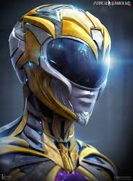 concept ranger unused saban u0027s power rangers 2017 film yellow ranger helmet