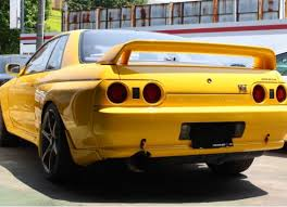nissan skyline r32 yellow color available to source u2014 rb