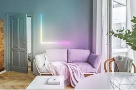lighting a room lifx u0027s new lighting system is a room accent for rainbow lovers