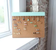 earring holder for studs best 25 stud earring storage ideas on stud earring