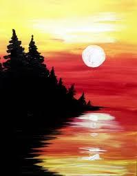 25 best canvas paintings ideas on pinterest canvas ideas