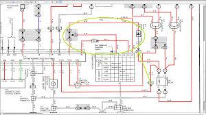 toyota sienna fog light wiring diagram with schematic 2005 wenkm com