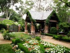 garden layout and design plans hgtv