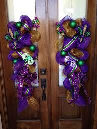 mardi gras door decorations carnival costume door decoration mardi gras mask