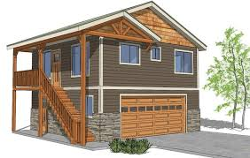 Log Garage Apartment Plans Home Plans Over Garage Google Search Killer Home Business