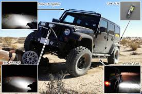 off road light bars lightbars and offroad lights from m4 led