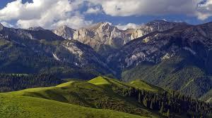 Mountains Mountains Wallpaper