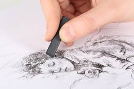 drawing with charcoal for beginners