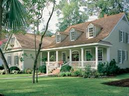 small house with ranch style porch southern style cottage plans