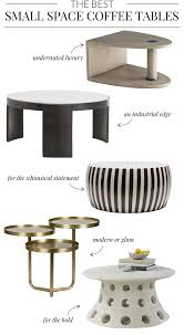 Small Coffee Table The 5 Best Coffee Tables For Small Spaces Pulp Design Studios