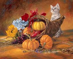 17 thanksgiving paintings free premium templates