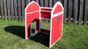 Precision Old Red Barn Chicken Coop Old Red Barn Chicken Coop By Precision Pet Gallery
