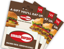 fast food gift cards smashburger online store gift card
