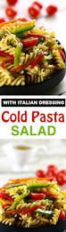 Pasta Salad Recipes Cold by Best 20 Cold Pasta Salads Ideas On Pinterest Pasta Salad