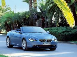 bmw 6 series convertible e64 specs 2004 2005 2006 2007
