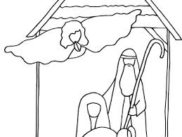 28 nativity christmas coloring pages nativity colouring pages