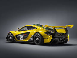 mclaren p1 price you can still buy a mclaren p1 gtr with zero miles on the odometer