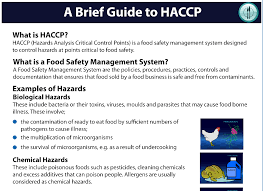 resource added a brief guide to haccp esky e learning