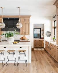 modern country kitchen with oak cabinets the top 70 best modern farmhouse kitchen ideas interior