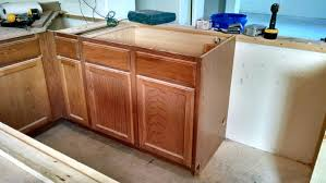 How To Install Kitchen Cabinet Pneumatic Addict How To Install An Apron Sink In A Stock Cabinet