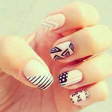 figuras geometricas uñas ideas para tus uñas glam nail spa
