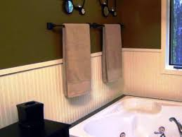 bathrooms with wainscoting can make the room look more beautiful image of bathroom wainscoting ideas