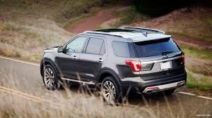 Ford Explorer Platinum - 2016 ford explorer platinum side hd wallpaper 7