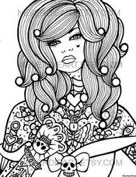 challenging coloring pages for adults u2013 art valla
