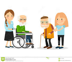 caregiver stock illustrations u2013 785 caregiver stock illustrations