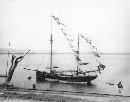 Colonial Flag Australian White Ensign Royal Australian Navy