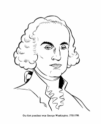 bluebonkers us presidents coloring pages president george