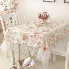 Shabby Chic Shower by White Romance Oblong Tablecloth Shabby Chic Shower Shabby And