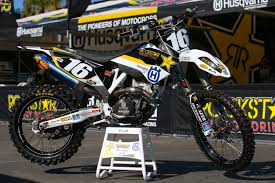 motocross bikes 2015 blake baggett first look 2015 bikes of supercross motocross