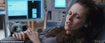 what to be careful for when dying thin hair new breaking dawn trailer pregnant and dying bella swan revealed