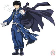 colonel mustang roy mustang alchemist by shadowhatesomochao on