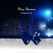 black christmas cards blue black christmas greeting card background 123freevectors