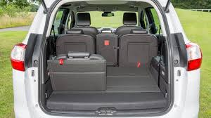 ford focus c max boot space ford grand c max mpv practicality boot space carbuyer
