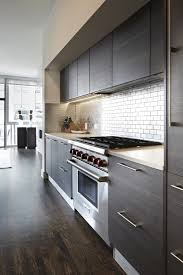 modern sleek kitchen design rich heritage and refined interiors shape luxurious chicago