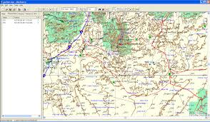 Utah National Park Map by Expeditions West Zion And Bryce Canyon National Parks Grafton Utah