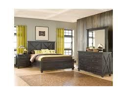 zion 4 piece queen bedroom set ruby gordon furniture