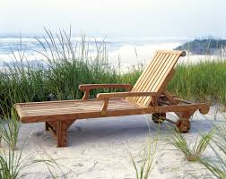 Teak Chaise Lounge Teak Chaise Lounge Down To Earth Living