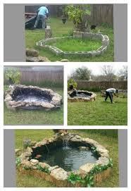 Backyard Garden Ponds Diy Water Garden Ideas 54 Pond Garden Ideas And Design