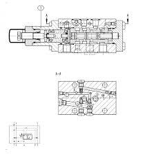 control valve spare parts in al a20vo 520 lr3dn 10l vzh26k00