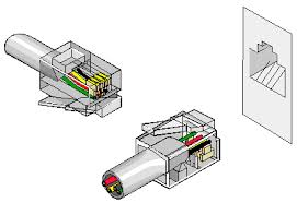 rj11 rj45 wiring diagram img schematic