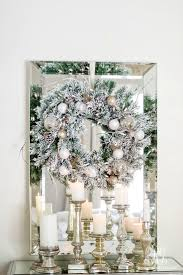 january decorations home best 25 white wreath ideas on pinterest berry wreath diy